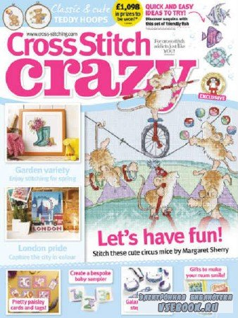 Cross Stitch Crazy №239 - 2018