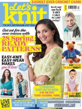 Let's Knit №128 - 2018