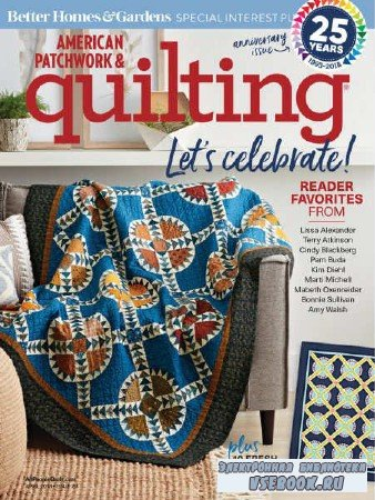 American Patchwork & Quilting №151 - 2018