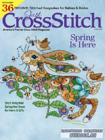 Just Cross Stitch Vol.36 №2 - 2018