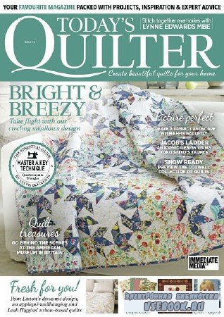 Today's Quilter №33 - 2018
