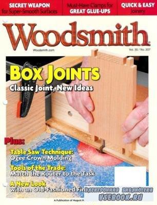 Woodsmith №205-210  (2013)