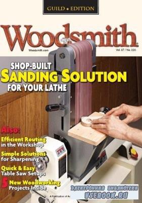 Woodsmith №217-222  (2015)