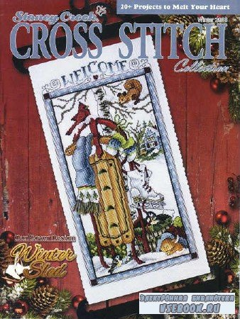 Stoney Creek Cross Stitch Collection Vol.30 №1 - 2018