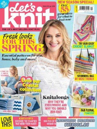 Let's Knit №130 - 2018