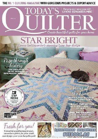 Today's Quilter №34 - 2018