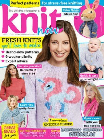 Knit Now №87 - 2018