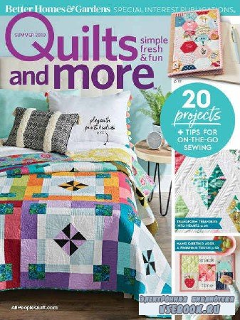 Quilts and More - Summer - 2018