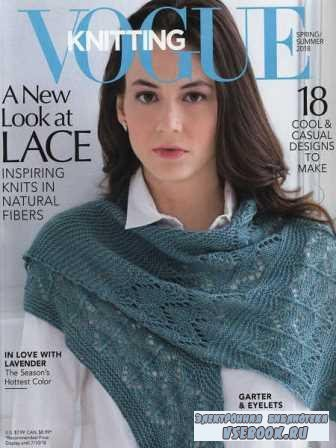 Vogue Knitting - Spring/Summer - 2018