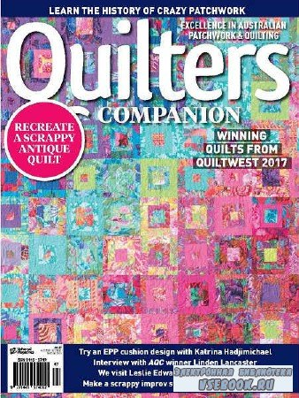 Quilters Companion №87 - 2017
