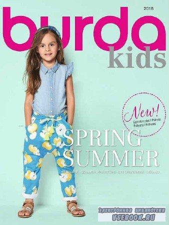 Burda Kids Spring/Summer - 2018