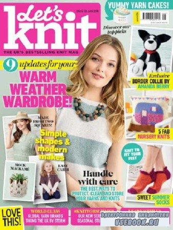 Let's Knit №132 - 2018