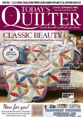 Today's Quilter №36 - 2018