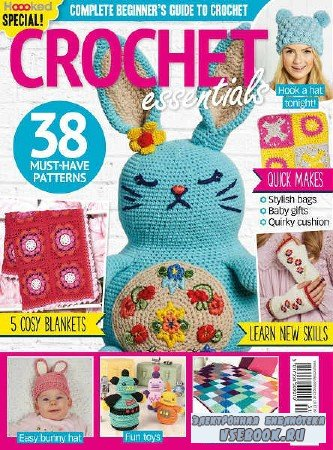 Crochet Essentials №31 - 2018