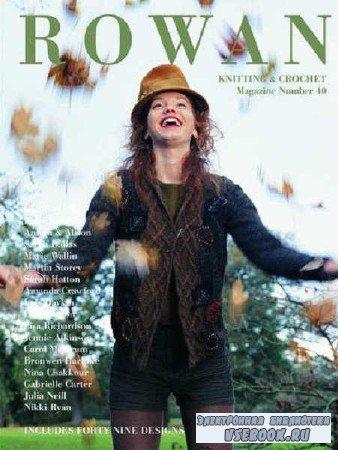 Rowan Knitting & Crochet Magazine №40 - 2006
