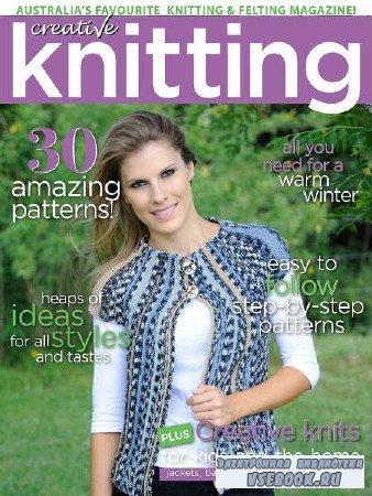Creative Knitting - May - 2018