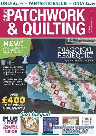 Patchwork & Quilting №294 - 2018