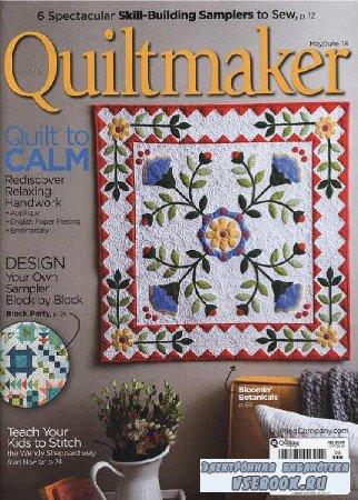 Quiltmaker №181 - 2018