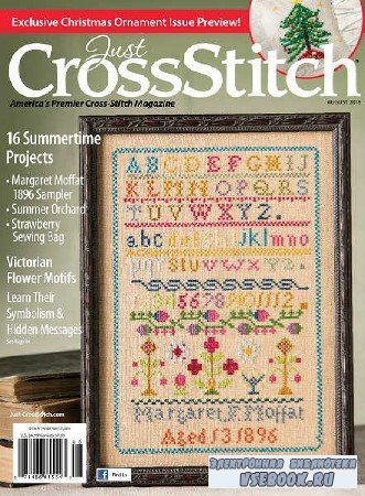 Just Cross Stitch Vol.36 №4 - 2018