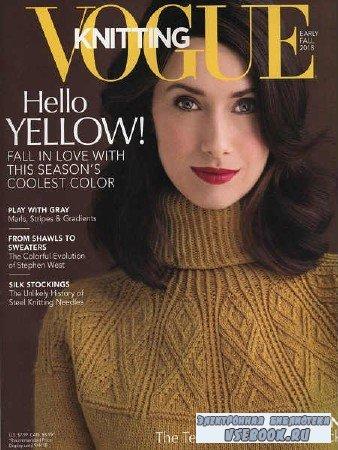 Vogue Knitting - Early Fall - 2018