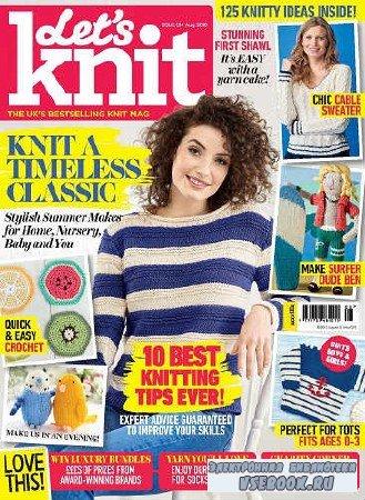 Let's Knit №134 - 2018