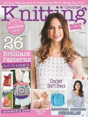Knitting & Crochet - August - 2018