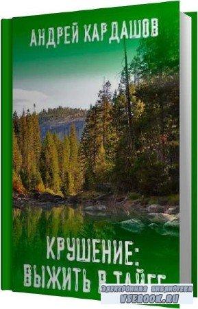Андрей Кардашов. Крушение: Выжить в Тайге (Аудиокнига)