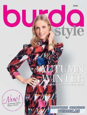 Burda Style Katalog Autumn/Winter - 2018-2019