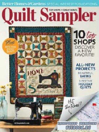 Quilt Sampler - Fall/Winter - 2018