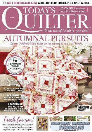 Today's Quilter №40 - 2018