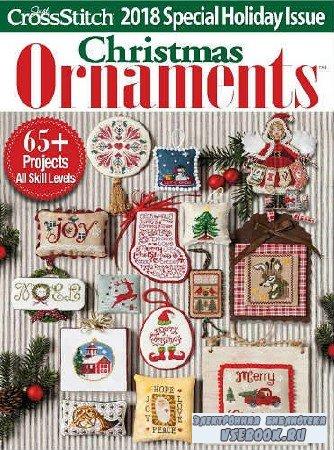 Just Cross Stitch Vol.36 №6 Christmas Ornaments - 2018