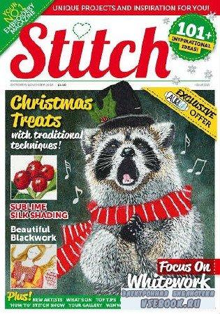 Stitch Magazine №115 - 2018