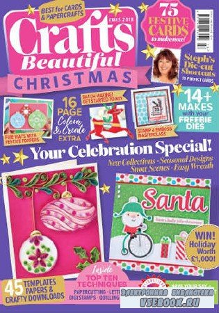 Crafts Beautiful - Christmas - 2018