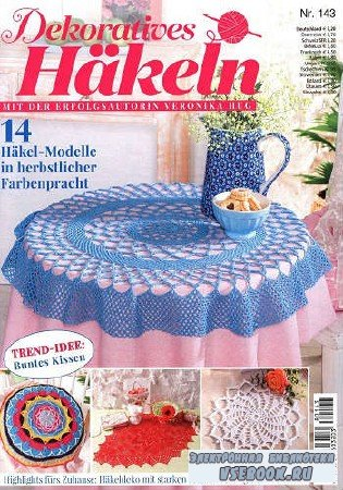 Decoratives Hakeln №143 - 2018