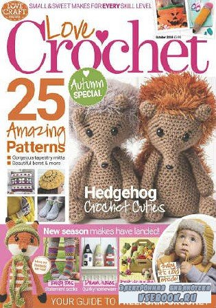 Love Crochet - October - 2018