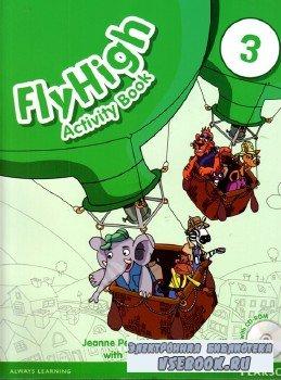 Aktivity Book. FlyHigh. Тетрадь. 3 класс.
