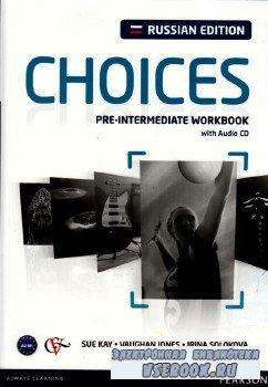 CHOICES. Pre-intermediate. Workbook.