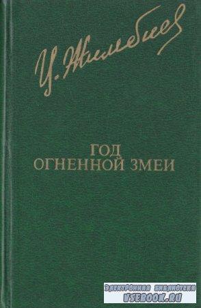 Цыден-Жап Жимбиев. Год огненной змеи
