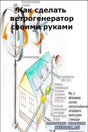 Алексей Бартош - Как сделать ветрогенератор своими руками (2019)