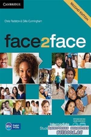 Chris Redston, Gillie Cunningham - Face2Face Intermediate (2013)