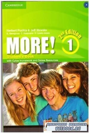 Herbert Puchta, Jeff Stranks - More! 1 (2008)