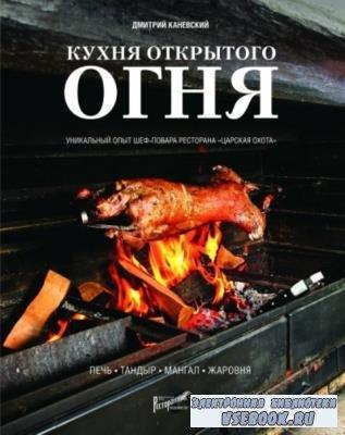 Дмитрий Каневский - Кухня открытого огня. Печь, тандыр, мангал, жаровня (2014)