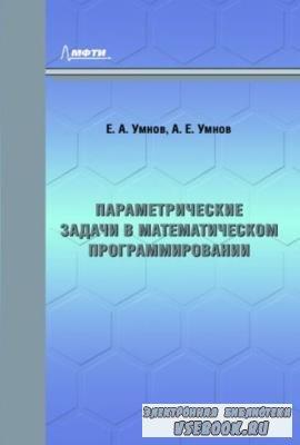 Умнов Егор Александрович, Умнов Александр Евгеньевич - Параметрические задачи в математическом программировании (2019)