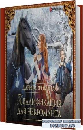 Дарья Сорокина. Квалификация для некроманта (Аудиокнига)