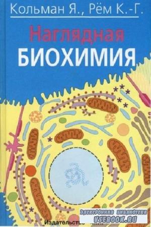 Кольман Я., Рём К.-Г. - Наглядная биохимия (2004)