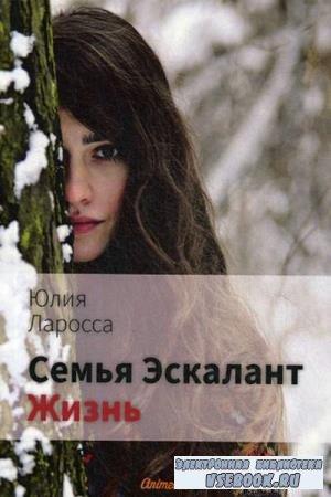 Юлия Ларосса. Жизнь (Аудиокнига)