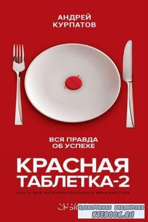 Андрей Курпатов. Красная таблетка-2. Вся правда об успехе (Аудиокнига)