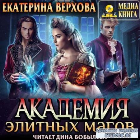 Екатерина Верхова. Академия элитных магов (Аудиокнига)