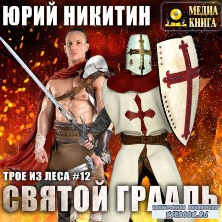 Юрий Никитин. Святой грааль (Аудиокнига)