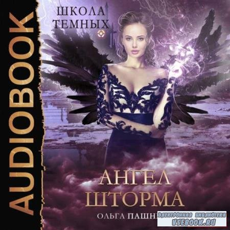 Ольга Пашнина. Ангел шторма (Аудиокнига)